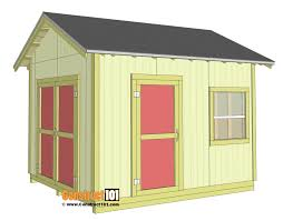 Free 12x16 Gambrel Shed Material List by Free Shed Plans With Drawings Material List Free Pdf Download