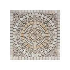 gbi tile stone inc madeira buff ceramic floor tile common 6