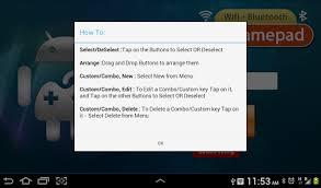 Wifi BT PC Gamepad screenshot thumbnail