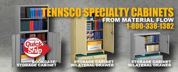 Tennsco Standard Storage Cabinet by Tennsco Shelving Com