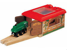 Tidmouth Sheds Wooden Ebay by Wooden Train Engine Shed Ebay