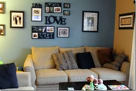 Dark Teal Living Room Decor by Grey And Tan Living Room Inspiration