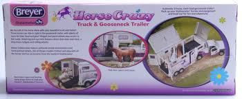 Breyer 1:32 Stablemates Horse Crazy Truck And Trailer Model By ... Breyer Traditional Horse Trailer Horse Tack Pinterest Identify Your Arabian Endurance Small Truck Stablemates 5349 Accessory Cruiser Cluding Stable Gooseneck Ucktrailer Jump Loading Up Mini Whinnies Horses In Car Animal Rescue The Play Room Amazoncom Classic Vehicle Blue Toys Games Toy With Reeves Intl 132 Scale No5356 Swaseys 5352 And Model By