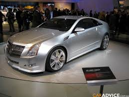 CADILLAC CTS Review and photos