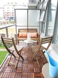 Vancouver City Condo Apartment Small Space Patio Makeover Using IKEA Finds