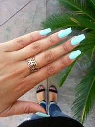 Summer Nails Love The Colour