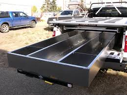 Truck Bed Slide Out Drawers for Survey Trucks