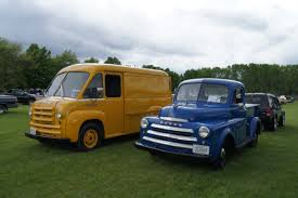 File:51 Dodge Route-Van & 49 Dodge B-series Pick-up.jpg - Wikimedia ...