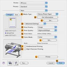 Print To Monochrome From Color Copy MacOSX