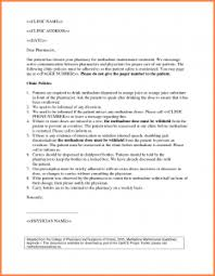 Best Ideas Pharmacy Technician Letter Pharmacist Cover Letter