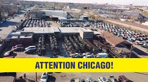 CLOSING SALE - NEW & USED CAR PARTS - CHICAGO, IL - YouTube