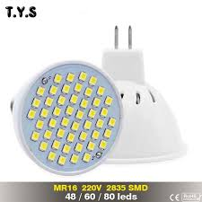 bombillas led mr16 oule led spot light bulb 220v lada led