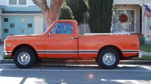 100 1971 Chevy Truck Chevrolet C10 Custom Deluxe Pickup