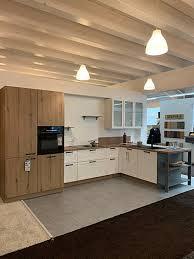 abverkauf ausstellungsküche nolte küche inklusive geräte
