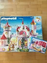 playmobil schloß 5142 und königliches badezimmer 5147