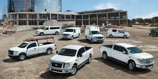 Nissan Commercial Vehicles: Trucks, Vans & Fleet | Nissan USA