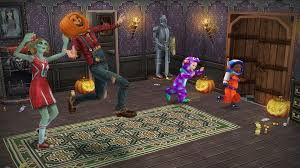 Sims Freeplay Halloween 2015 by Ea Mobile Gets Spooky With Halloween Game Updates