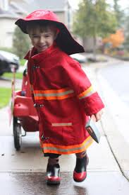 Fireman, Fire Dog, Fire Truck Halloween Costume - Repeat Crafter Me
