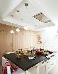 cuisine minimaliste cuisine minimaliste ilot central polyvalent ambiance