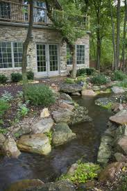 Natural Looking, Winding Stream In Northwest Indiana. | Garden ... Diy Backyard Stream Outdoor Super Easy Dry Creek Best 25 Waterfalls Ideas On Pinterest Water Falls Trout Image With Amazing Small Ideas Pond Pond Stream And Garden Plantings In New Garden Waterfall Pictures Waterfalls Flowing Away 868 Best Streams Images Landscaping And Building Interesting Joans Idea For Rocks Against My Railroad Ties Beautiful Yard 32 Feature Design Design Waterfall Ponds Call Free Estimate Of