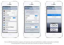 What does do not disturb do on the iPhone Quora
