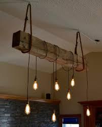 1930s structural beam edison bulb light fixture project bulb