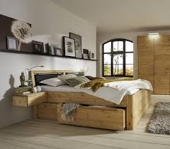 massivholz schlafzimmer 4tlg komplett set kiefer massiv