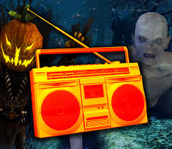 Sirius Xm Halloween Radio Station 2014 by Chamber Of Horrors