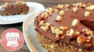 no bake nutella cheesecake rezept nutella torte ohne backen cuisini