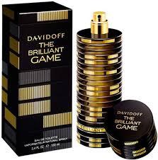 the brilliant by davidoff for eau de toilette 100ml