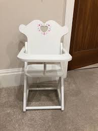 Toy White Wooden High Chair In Sevenoaks For £5.00 For Sale ... Alpha Bouncer 2 In 1 Grey Hauck Wooden Highchair Fniture Oak Bar Stools Target For Inspiring Unique White East Coast Folding Chair High Legs Stock Photo Edit Now Adjustable Baby Infant Seat Child Wood Toddler Dolls High Chairs Doll Chair Stool Color Good Cdition Home Us 324 45 Offhigh Quality 112 Dollhouse Miniature Ding Simulation Decoration Accessoryin White Wooden Reference Images Items Amazoncom Hot Sale Sepnine New Highchair Best Caps Replacement Tire Lowes