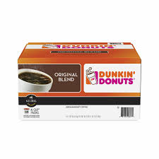 Dunkin Donuts Pumpkin Syrup Nutrition Facts by Dunkin U0027 Donuts Medium Roast Single Serve Coffee For Keurig