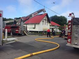 Kenova Wv Pumpkin House by 3 Fire Departments Respond To Kenova Church Fire Wboy