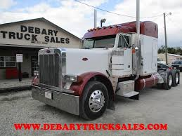 100 Used Peterbilt Trucks For Sale In Texas 2002 379EXHD Sleeper Semi Truck Sanford FL
