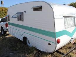 1960 Leisure Vintage Camper For Sale