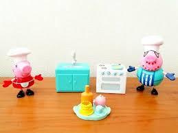 original peppa wutz küche küchen kochspass spielsets mit 2