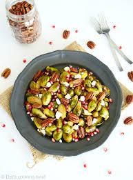 qu est ce qu un blender en cuisine maple balsamic brussels sprouts with feta pomegranate and pecans