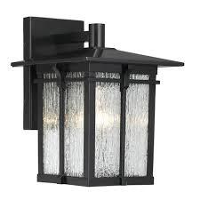 4 outdoor lights from menards patriot lighting皰 wren 10 black 1