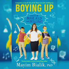 Mayim Bialiks New Book Boying Up Is A Guide For Young Boys To Understand Who They