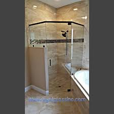 Custom Shower Remodeling And Renovation Royalglassinc Showerdoor Frameless Glassdoor