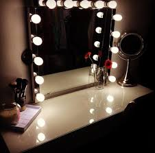 the best lighting for your makeup mirror 1000bulbs pertaining