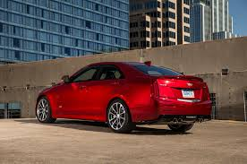 Strengths and Weaknesses 2016 Cadillac ATS V vs BMW M3 M4