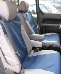2007-2011 Honda Element Front Buckets Exact Fit Seat Covers ...