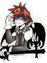 Halloween Town Sora by Vampiresora Explore Vampiresora On Deviantart