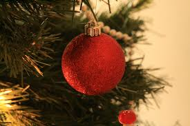 Christmas Tree Name Baubles by Christmas Decoration Ideas