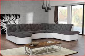 canapé arrondi but canapé d angle arrondi but 151724 s canapé d angle gris et blanc
