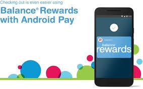 Android Pay at Walgreens