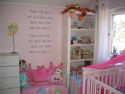 Girls Bedroom Wall Decor by Bedroom 32 Brilliant Decorating Ideas For Small Baby Nursery