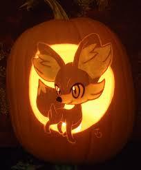 Pikachu Halloween Stencil by Fennekin Pumpkin Light Version By Johwee On Deviantart