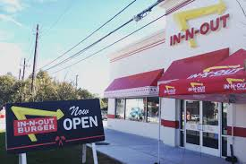 In-N-Out Burger Is Now Open On South Lamar - Eater Austin Why Innout Burger Wont Expand To The East Coast Sfgate Oldest Operating Youtube Me A Ldon Blog October 2012 Has Most Loyal Fastfood Customers In America But Two Men Charged With Defrauding Of More Than 1500 Will It Sushi Double Diecast Replica Peterbilt 389 Dcp 3275 Flickr Picture Collection Pix Plans Second Location Oregon Kentuckys First Shake East Coast Eats Company Store More From I5 California Sat 718 2nd 12pack